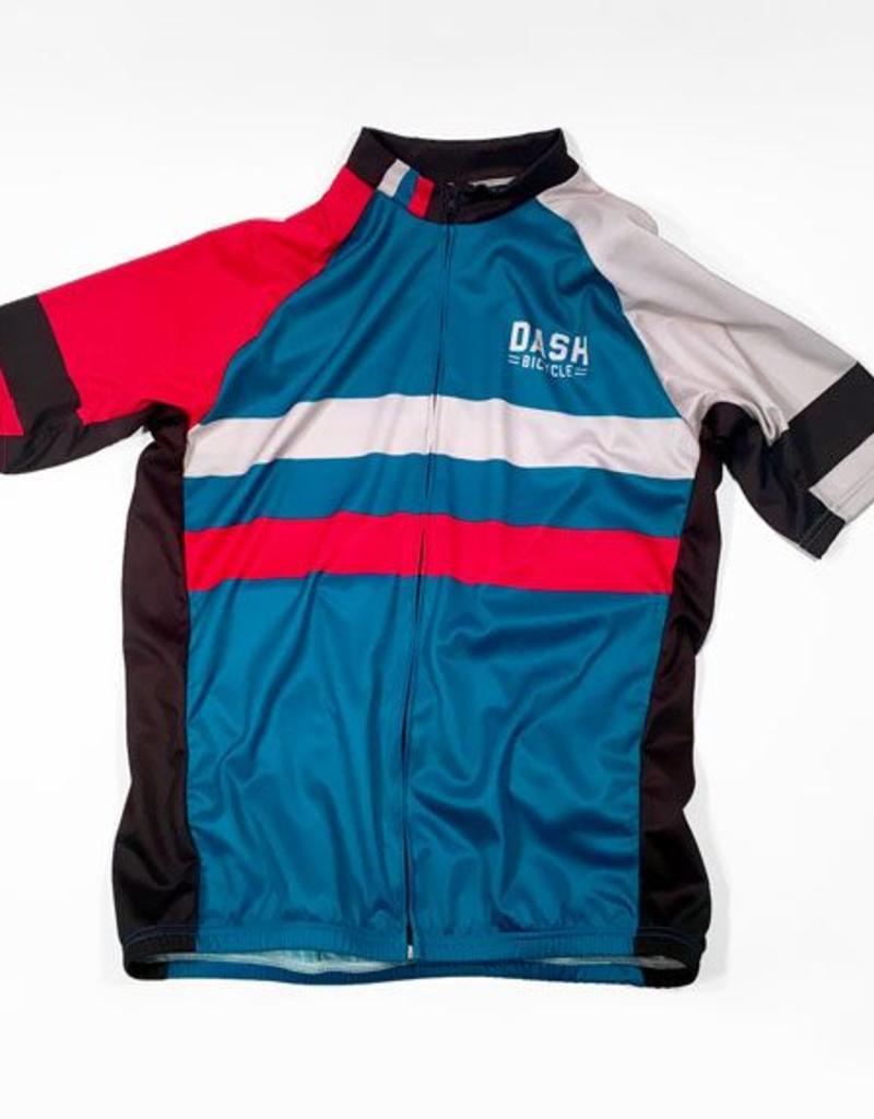 Dash Bicycle Horizontal Stripe Jersey