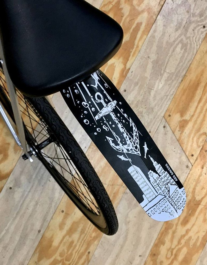 Dash Bicycle Providence Anchor Mudguard