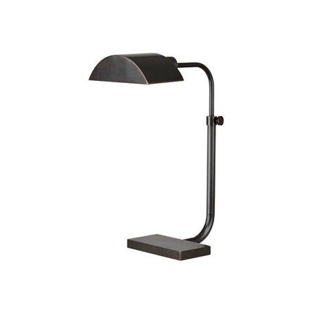 Koleman Task Table Lamp Bronze