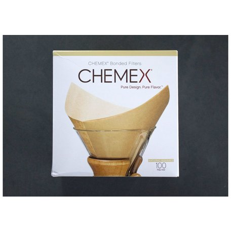 Chemex Bonded Coffee Filters, Natural