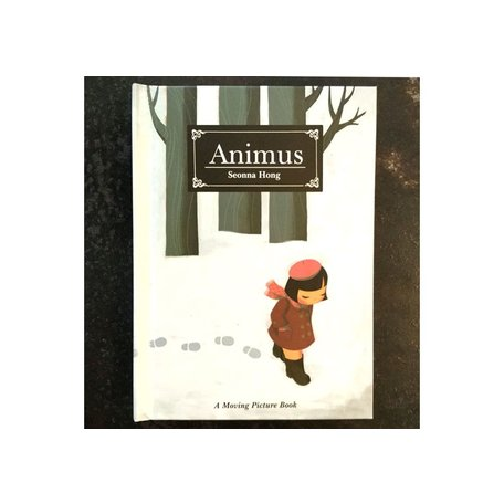 Animus: A Moving Picture Book by Seonna Hong