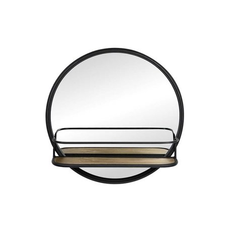 Round Pharmacy Mirror