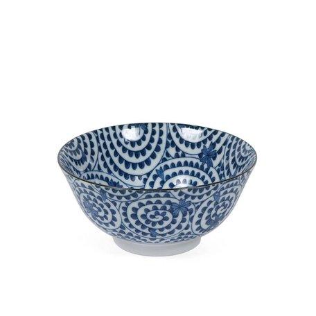 """Blue Don Karakusa 6"""" Bowl"""