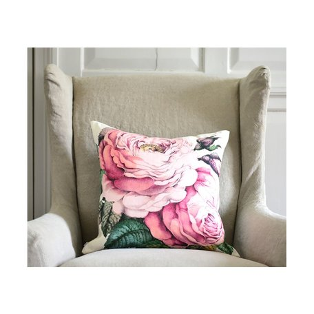 The Rose Tuberose Pillow