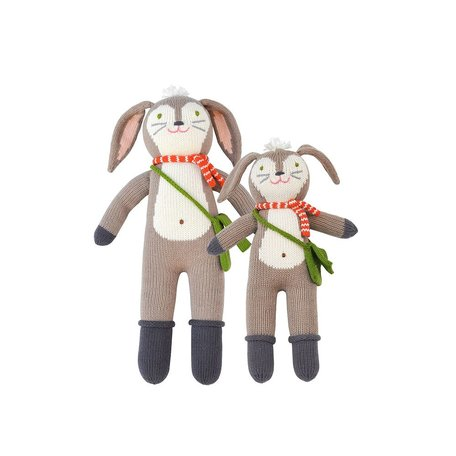 Mini Hand Knitted Blabla Pierre the Bunny