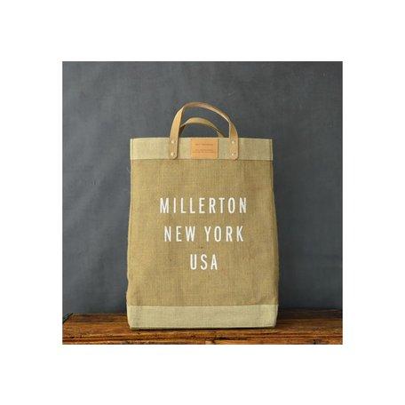 Handmade Millerton Market Bag