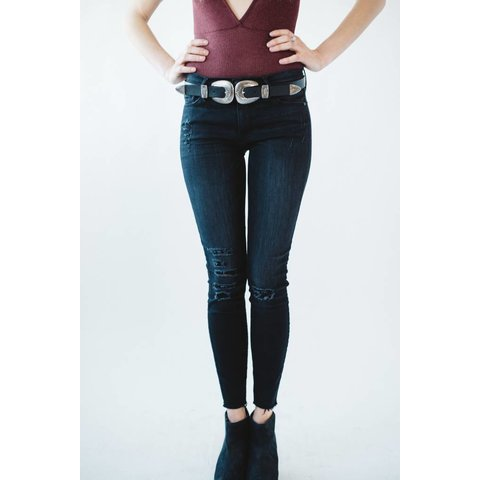 Black Orchid Jude MR Super Skinny Black