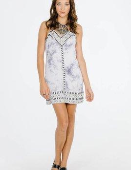 Raga LA Raga LA In A Dream Short Dress Grey