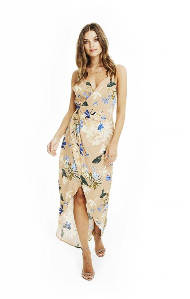 ASTR ASTR Penelope Dress Paradise Floral
