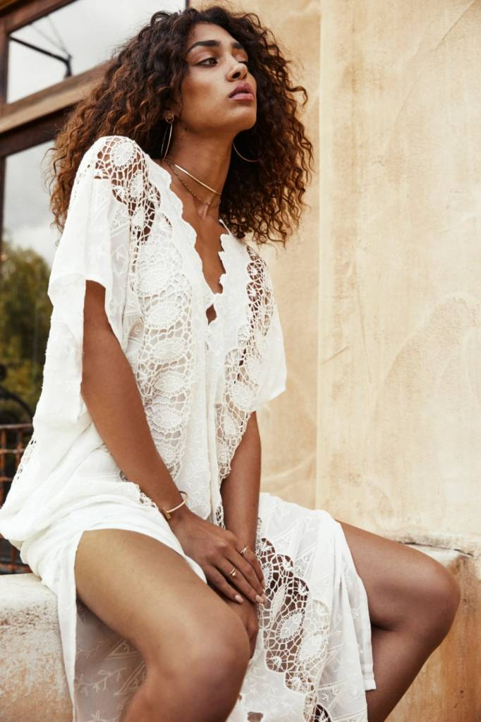 ASTR ASTR Juliana Dress Ivory