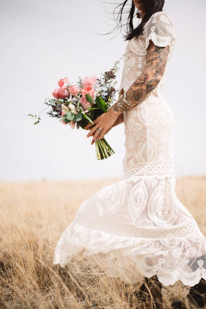 Alternative, Boho Bridal