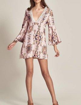 Sancia Sancia Mallere Dress Leela Print