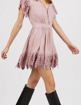 Cleobella Cleobella Misty Dress Dusty Rose