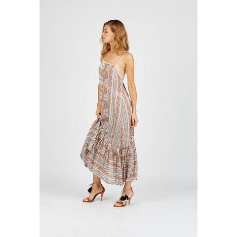 Cleobella Pipa Slip Dress Aztec