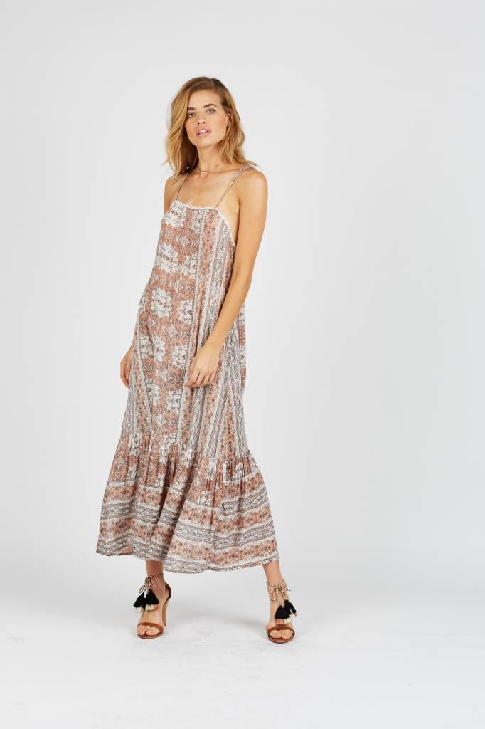 Cleobella Cleobella Pipa Slip Dress Aztec
