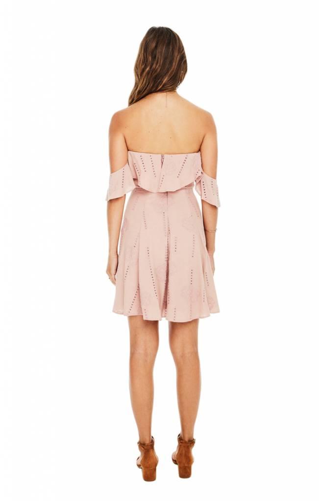 ASTR ASTR Sabina Dress Mauve