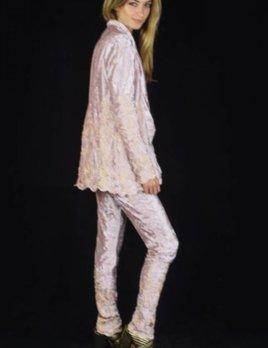 Lenni the Label Lenni Rumi Jacket Pink Velvet