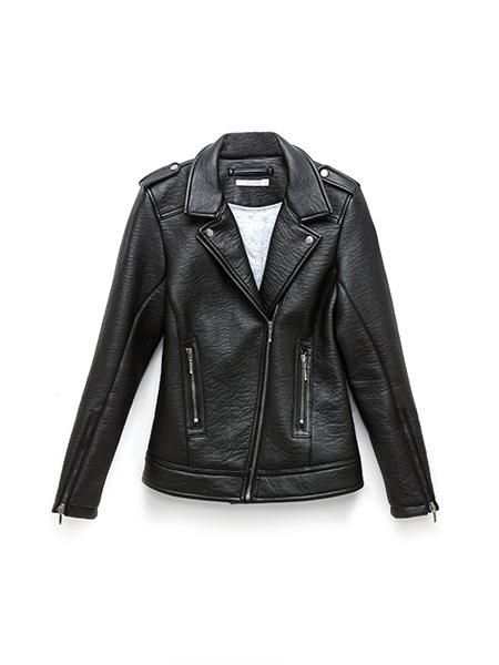 ASTARS Astars Sierra Vegan Moto Jacket Black