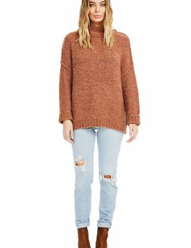 ASTR ASTR Darlene Sweater Dark Apricot