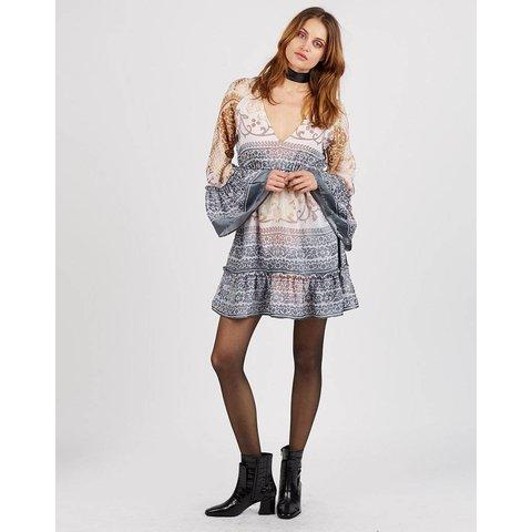 Cleobella Serenity Dress Silver Moon
