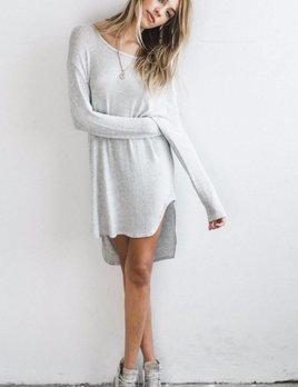 Joah Brown Joah Brown Knightingale Tunic Dress Chalk