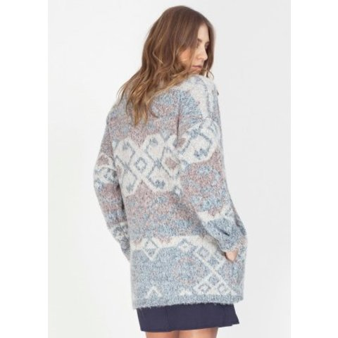 Gentle Fawn Cobalt Sweater Navy Mix