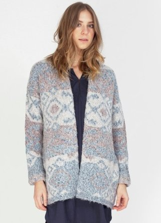 Gentle Fawn Gentle Fawn Cobalt Sweater Navy Mix