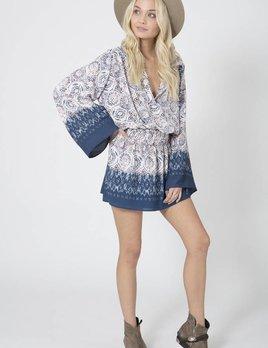 Stillwater LA Stillwater Skirt Dress Summer Flowers