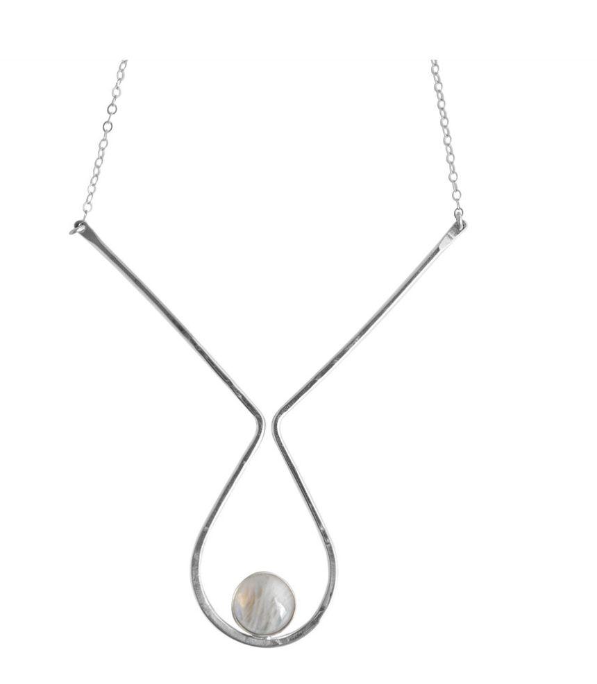 Paradigm Design Paradigm Idol Necklace SS/Moonstone