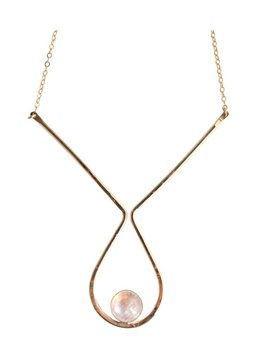 Paradigm Design Paradigm Idol Necklace GF/Moonstone