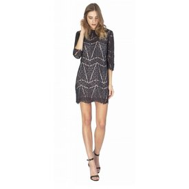 Gentle Fawn Gentle Fawn Lace Mini Dress