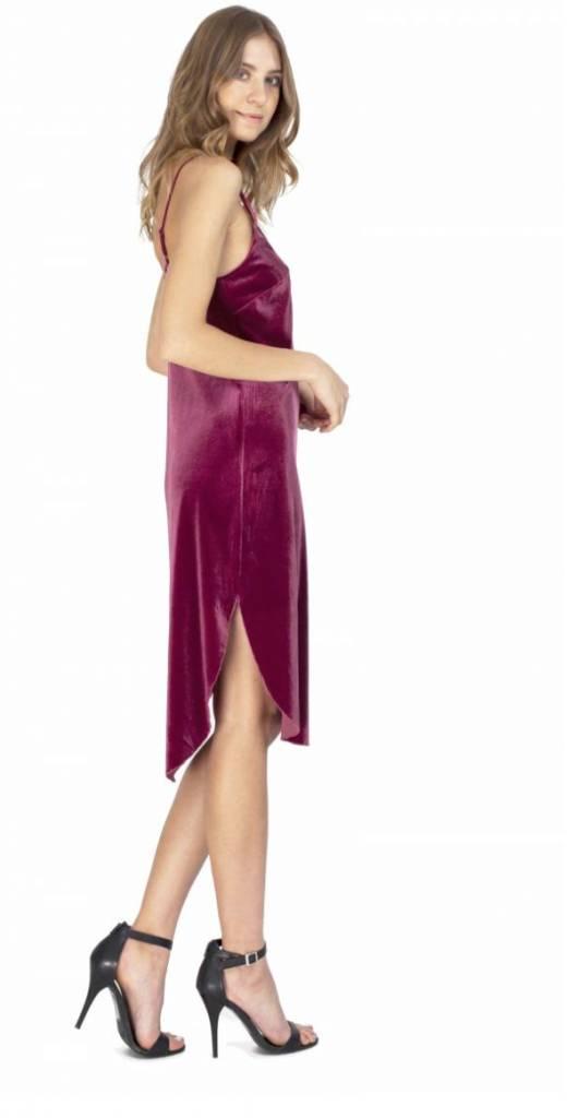 Gentle Fawn Gentle Fawn Manhattan Dress Merlot