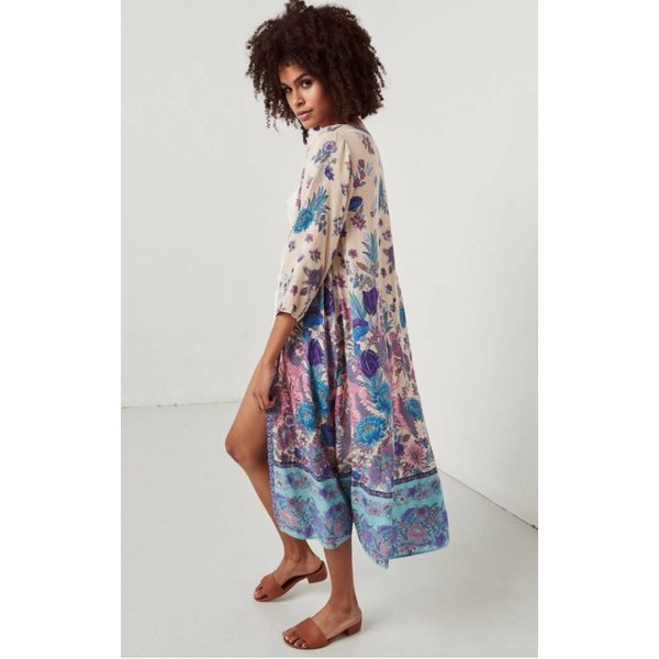 Spell and the Gypsy Collective Spell Siren Song Duster Mermaid