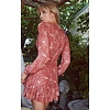 Sage the Label Alegra Dress Terracotta