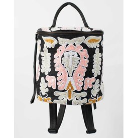 Cleobella Cleobella Ynez Backpack Black Denim
