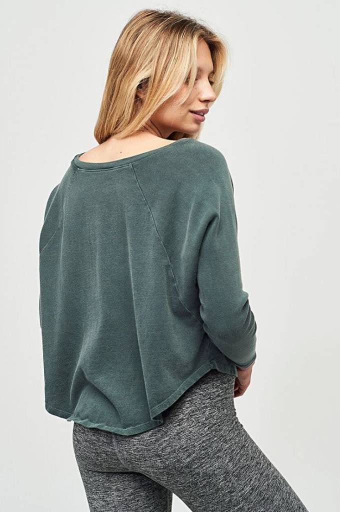 Joah Brown Prime Time Long Sleeve Emerald