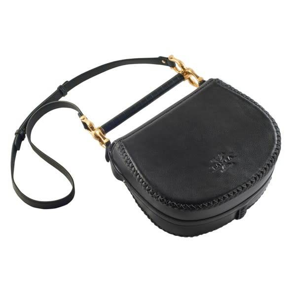 Sancia Sancia Babylon Bar Bag Eternity Black