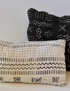 Bungalow Design Square Mudcloth Pillows