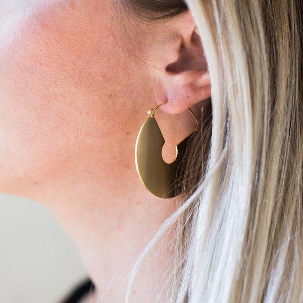Jonesy Wood Jonesy Wood Rapp Earring