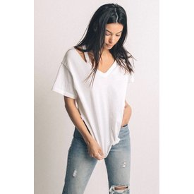 Joah Brown Joah Brown Runaway Tee White