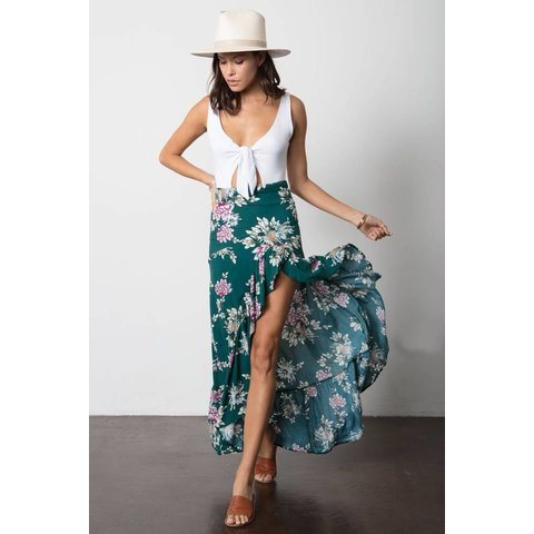 Stillwater Hola Highlow Skirt