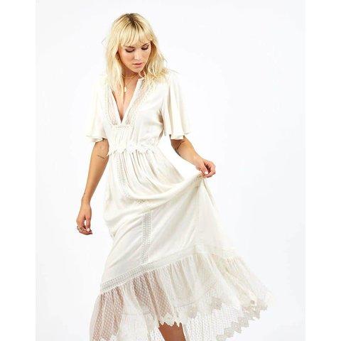 Cleobella Taj Dress Ivory