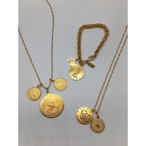 Zodiac Necklace Chain