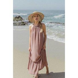 Delacy Delacy Lucca Dress Mauve