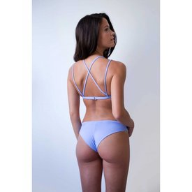 Serendiptiy Serendipity Basic Bikini Bottom Blue