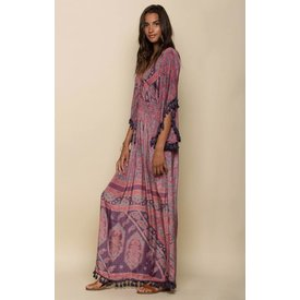 Raga LA Raga Electric Love Maxi Dress