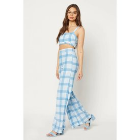 Flynn Skye Ride or Die Pant Boxy Blue