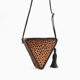 Saudara Saudara Triangle Bag Leopard