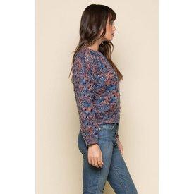 Raga LA Sherri Pullover Sweater Multi