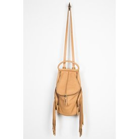 Cut n' Paste Blake Fringed Backpack